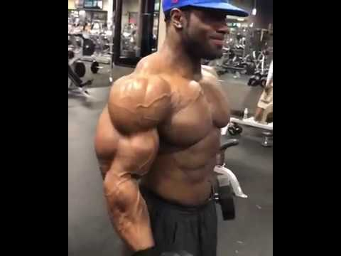 "Year old Bodybuilder ""Get Big Arms with Connery Le"""