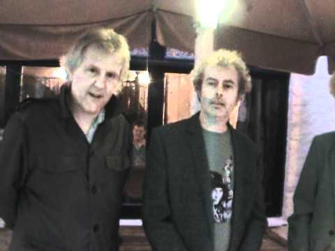 Paul Cox & Charlie Fabert interview 30/5/11