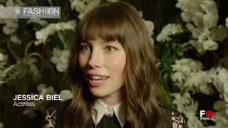 RALPH LAUREN FALL 2017 18 Backstage & Interviews NYFW   Fashion Channel