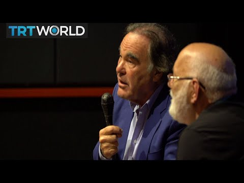 Filmmaker Oliver Stone on Contemporary Approach to Image