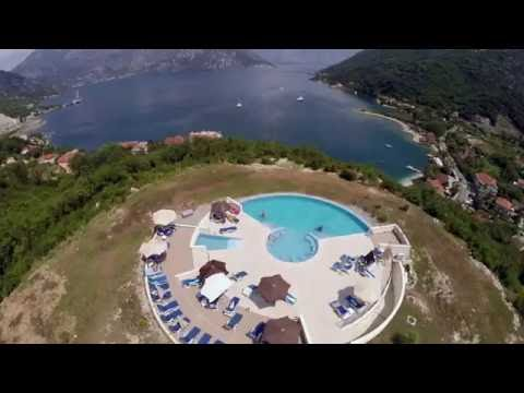 Montenegro Travel Guide - Lavender Bay complex