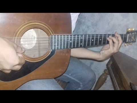 Cover melody Birunya cinta