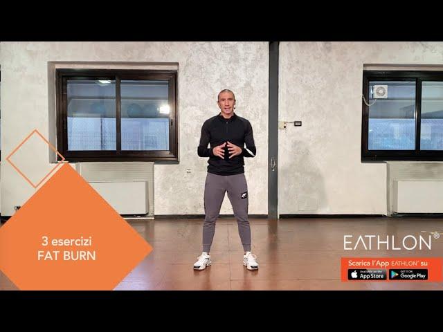 Tre esercizi fat burn per contrastare le calorie senza rinunciare alla tradizione