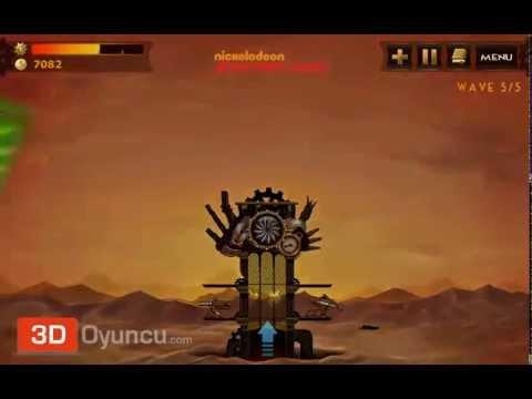 Buharlı Kule Savunma - 3D Oyuncu - 3D Oyunlar