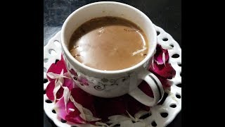 Shahi Chai/Tea with Kesar(Saffron)