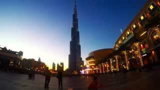 Burj Khalifa Timelapse Gopro Hero4 (HD for better view)