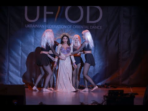 Belly Dance / Marharyta Sheikh Ali/ XI CUP OF UKRAINE/ UFOD