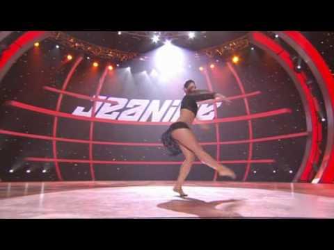 Jeanine Mason, tango solo