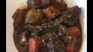 Best Beef Bourguignon Recipe