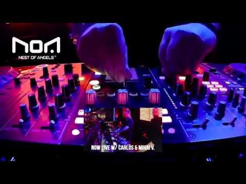 Mihai V & Carlos live Deep & Funky House @Club NOA Cluj Napoca