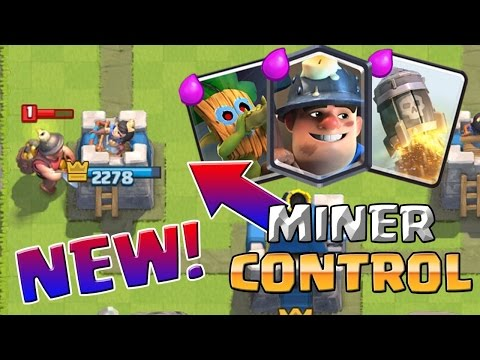 MINER CONTROL UPDATED :: Counter the META :: DECK GUIDE