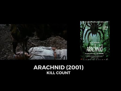 Arachnid (2001) Kill Count