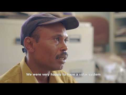 UNDP Providing solar energy solutions to people and basic services in rural Yeme