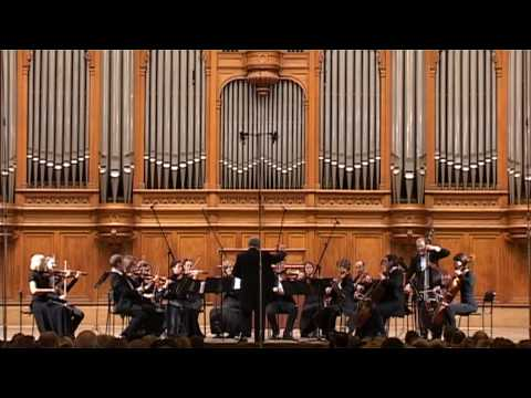 C. Debussy - Girl with the flaxen hair / Rachlevsky • Chamber Orchestra Kremlin