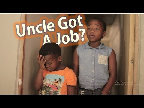 Luh & Uncle - Ep 10 : Uncle Got A Job?