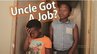 Luh & Uncle - Ep10 : Uncle Got A Job? (Mdm Sketch Comedy)