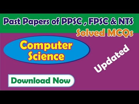 120 MCQS with Key | Subject Computer | also available in PDF | for #SPSC  #FPSC #CSS #NTS #JEST #ECT