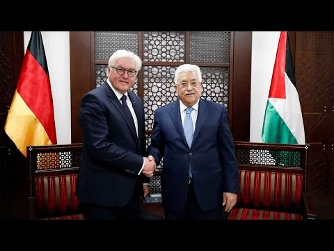 Abbas says ready to meet Israel PM as part of Trump peace effort
