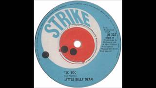 "Little Billy Dean - "" Tic Toc"""