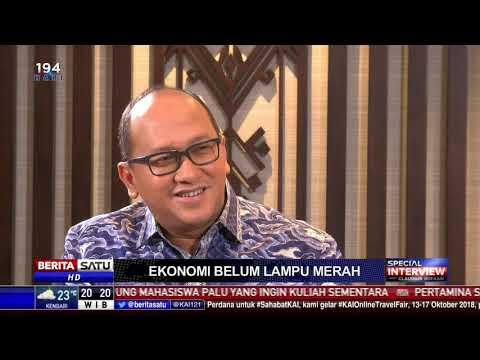 Special Interview with Claudius Boekan: Rupiah Melemah, Ekonomi Masih Kuat #2