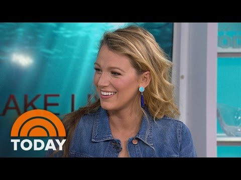 Blake Lively On Ryan Reynolds: He Changes The Diapers!  TODAY