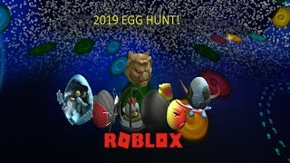 ROBLOX LIVE - 2019 EGG HUNT CON VIEWERS