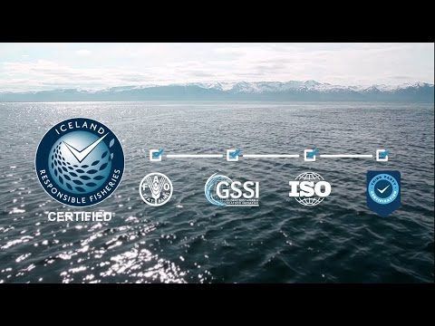 Iceland Responsible Fisheries Management Certification