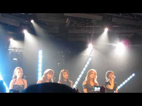 Wonder Girls Live @ iHeartRadio Theater NYC - 9/5/12