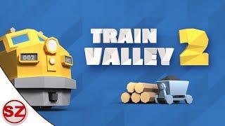 BUDUJĘ KOLEJOWE IMPERIUM  - Train Valley 2