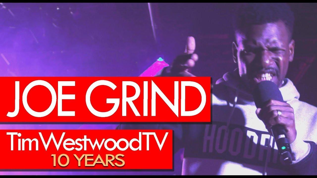 Joe Grind freestyle - Tim Westwood TV over 10 Years Celebration