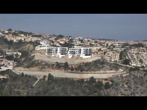 Строительство жилого комплекса в урбанизации Cumbre Del Sol, Бенитачель, Испания