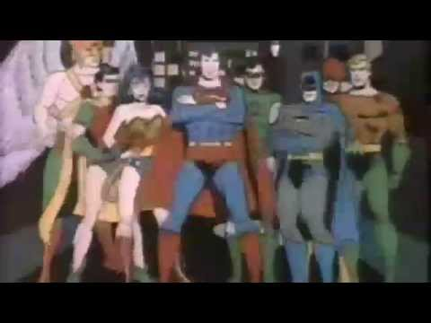 Super Powers Collection commercial