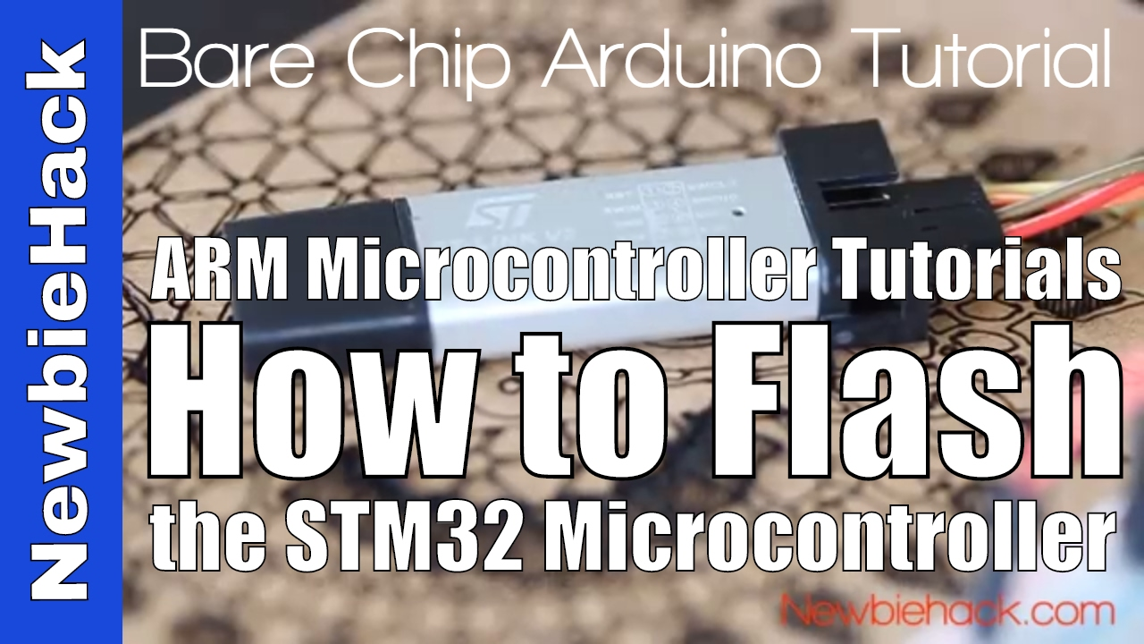 ARM Microcontroller Bare Chip Tutorial Series | Hackaday io