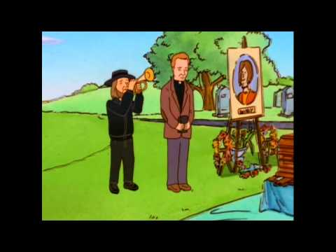 King of the Hill - Chuck Mangione plays Taps
