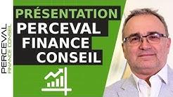 PERCEVAL FINANCE CONSEIL : LA PASSION DU TRADING