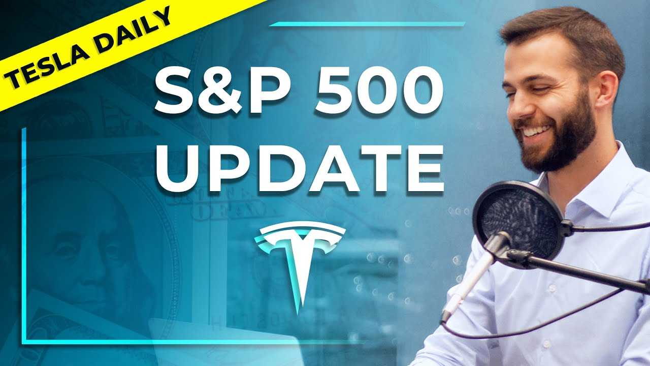Updated Look at Tesla's S&P 500 Inclusion, FSD Beta 5, Supercharger Factory, & TSLA Stock - download from YouTube for free