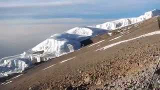 Approach to Uhuru Peak