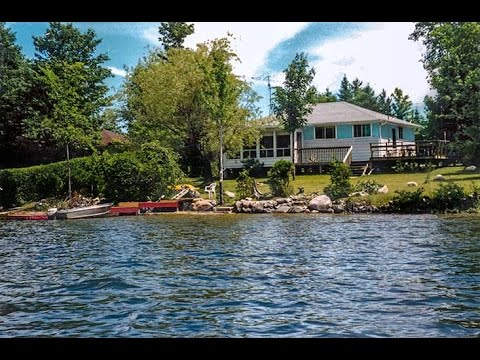 lake eugenia 3 bedroom waterfront cottage for sale mary klein rh youtube com lake cottage for sale in maine lake cottage for sale pa