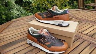 New balance 1500 'The Gentleman's Choice' pack unboxing