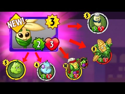 Plants vs. Zombies Heroes new MAYFLOWER Card