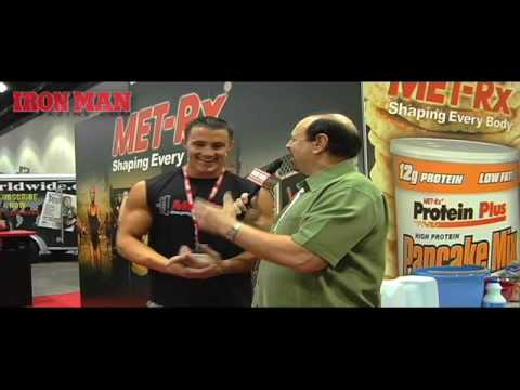 2010 Fit Expo - LT and Greg Plitt