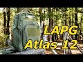 LA Police Gear Atlas 12 Hour Backpack - Full Review