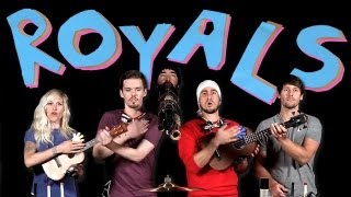 Royals - Walk off the Earth thumbnail