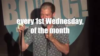 English Comedy Night Cologne - every first Wednesday of the month!