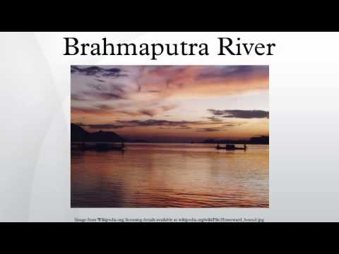 Brahmaputra River