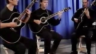 California Guitar Trio 1991 Blockhead