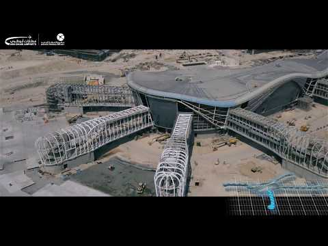 iTech Management & Consultancy Project - Midfield Terminal at Abu Dhabi International Airport