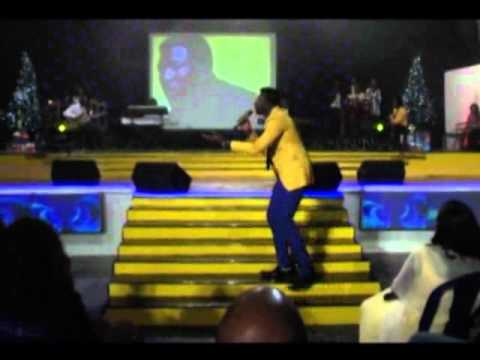 African Child composed and performed African Child on Project Fame 4