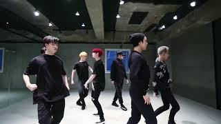 [mirrored & 50% slowed] GOT7 - TEENAGER Dance Practice
