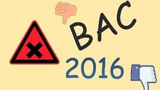 BAC 2016 _ الباك | Faicel Mahi